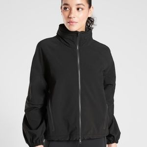 Athleta Stay Fly Windbreaker